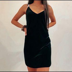 Brandy Melville Velvet Dress 🖤🖤